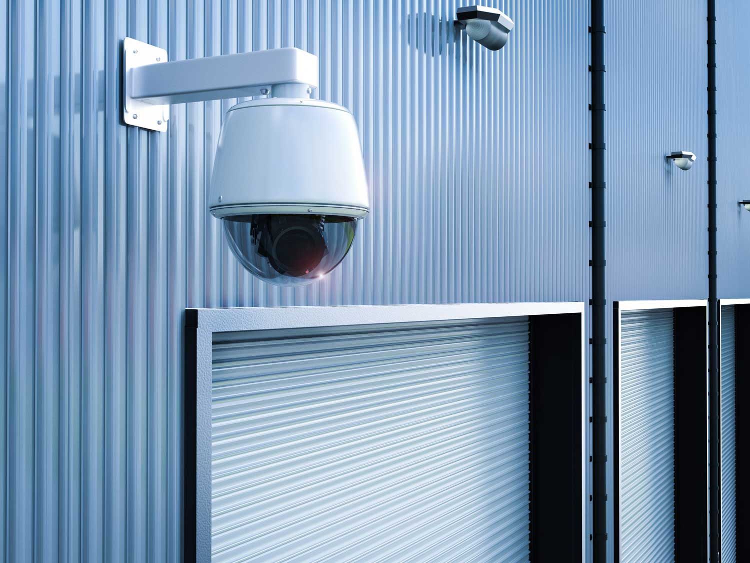 Warehouse-Camera-System-Security