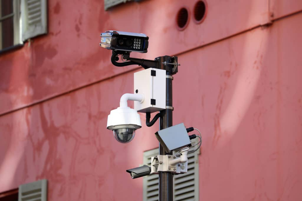 Difference Between IP and Analog CCTV Cameras